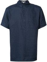 Onia Josh pull-over linen shirt