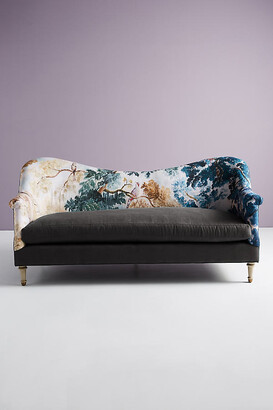 Anthropologie Pied-A-Terre Sofa, Judarn By in Grey Size 93 in