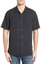 Tommy Bahama Men's Big & Tall Royal Bermuda Silk Blend Camp Shirt