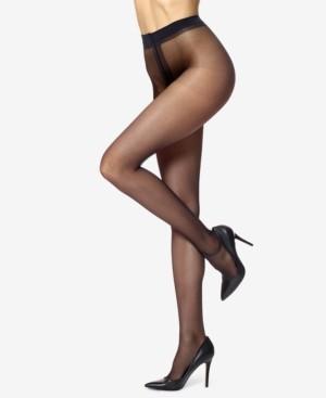 Hue Women's Clear Control Pantyhose Sheers