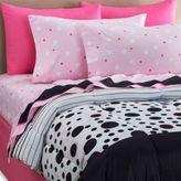 Bed Bath & Beyond Dots It 8-Piece Reversible Full Comforter Set