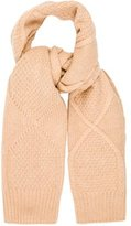 Steven Alan Wool Cable Knit Scarf w/ Tags