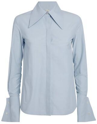 A.W.A.K.E. Mode Cuff-Detail Shirt