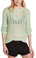 Vero Moda Women's VMBREEZY LS BLOUSE Plain Long Sleeve Blouse