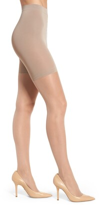 Donna Karan New York The Signature Collection Sheer Satin Pantyhose