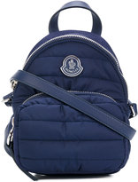 Moncler small panelled backpack