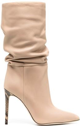 Paris Texas Stiletto Slouch Boots