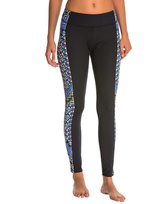 Mara Hoffman Yoga Rugs Combo Yoga Panel Leggings 8144955