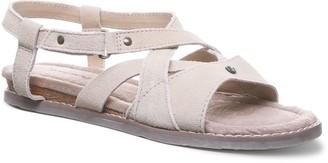 BearPaw Aruba Women's Suede Sandals