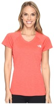 The North Face Initiative Short Sleeve Shirt ) Women's Short Sleeve Pullover