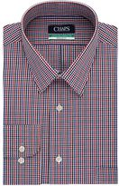 Chaps Men's Regular-Fit Wrinkle-Free Broadcloth Dress Shirt