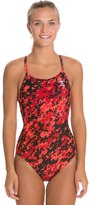 TYR Team Digi Camo Diamondfit One Piece Swimsuit 8117543