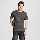Mossimo Men's V-Neck T-Shirt Railroad Gray