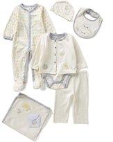 Starting Out Baby Boys Newborn-6 Months Alphabet 7-Piece Layette Collection