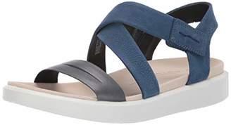 Ecco Women's Flowt Cross Sandal