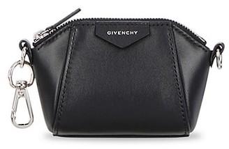 Givenchy Baby Antigona Leather Crossbody Bag