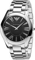 Emporio Armani Watch, Men's Stainless Steel Bracelet AR2022