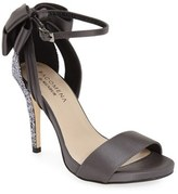 Menbur Women's 'Clarin' Bow Ankle Strap Sandal