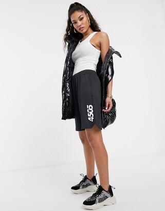 Asos 4505 4505 basketball short in mesh-Black