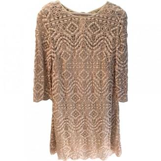 ASOS Beige Cotton Dress for Women