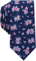 Bar III Men's Cana Floral Skinny Tie, Only at Macy's