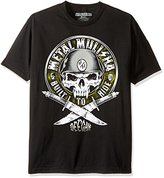 Metal Mulisha Men's Plus Size Deegan Built to Ride T-Shirt