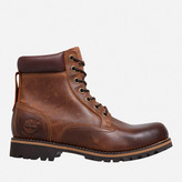 Timberland Men's Earthkeepers Rugged Waterproof Boots - Medium Brown