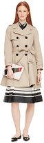 Kate Spade Classic twill trench coat