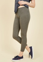 Laid-back Lounging Leggings in Grey in XS