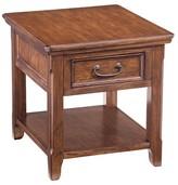 Ashley Woodboro End Table - Dark Brown - Signature Design®