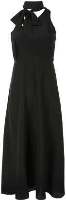 Zimmermann Choker-Detail Midi Dress