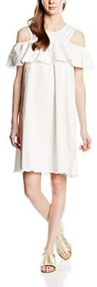 Vero Moda Women's Florence A-Line Plain Sleeveless Dress,(Manufacturer Size:Medium)