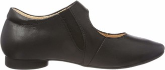 Think! Womens Guad_888280 Ankle Strap Ballet Flats Black (Schwarz 00) 3.5/4 UK