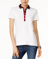 Tommy Hilfiger Marley Plaid Polo Shirt, Only at Macy's