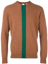 Paul Smith cashmere front stripe sweater