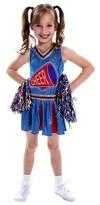 BuySeasons Girls' Cheerleader Costume