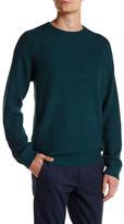 Ted Baker Long Sleeve Textured Raglan Sweater
