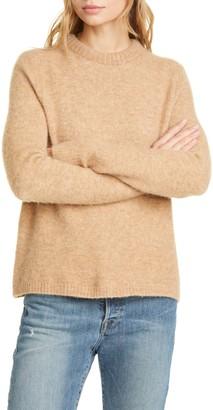 Jenni Kayne Puffy Crewneck Sweater