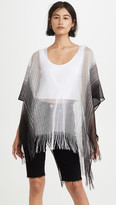 Missoni Stripes Poncho