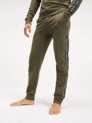 Tommy Hilfiger Repeat Logo Tape Joggers