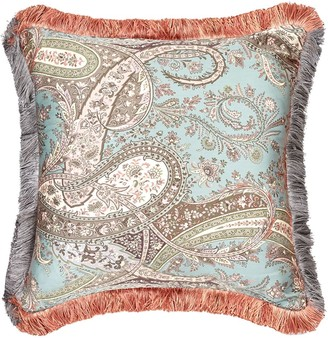 Etro Gard Large Cotton Pillow