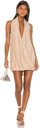 L'Academie The Elicia Mini Dress