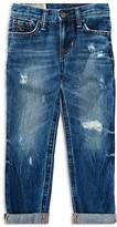 Ralph Lauren Boys' Slouchy Skinny Jeans - Little Kid