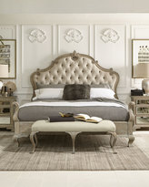 Bernhardt Ventura Tufted King Bed