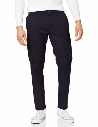 Calvin Klein Jeans Men's Skinny Washed Cargo Pant