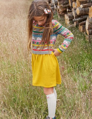 Cosy Fair Isle Knitted Dress