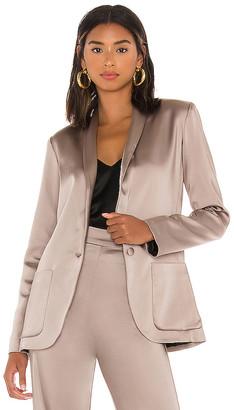 Amanda Uprichard X REVOLVE Shawl Collar Blazer