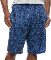 THE FOUNDRY SUPPLY CO. The Foundry Big & Tall Supply Co. Active Print Workout Shorts Big and Tall