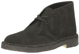 Clarks Desert Boot Mens Derby Lace-Up
