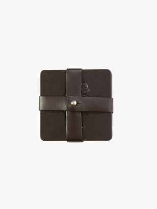 R.M. Williams RMW Leather Coasters